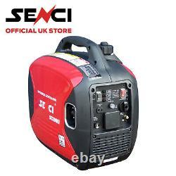 Senci SC2000i Inverter Petrol Camping & Caravan Generator With Yamaha Engine 2kw