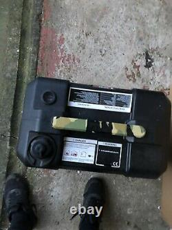 Silent inverter petrol generator