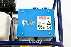 SkyVac All Purpose Portable Generator Power Honda GX200 3.4kva Petrol