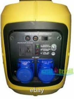 Spark IG2000 Inverter Petrol Generator From Kipor UK 12 months warranty NEW S2I