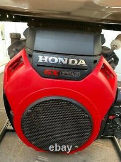 Stephill SE10000 10.0 kVA Honda GX630 Electric Start Petrol Generator