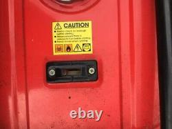 Used Clarke petrol generator