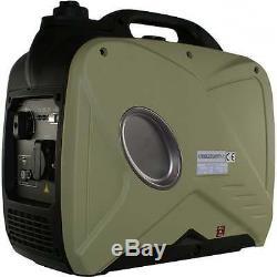 Villiers G2000i 1.9kw Inverter Generator Portable