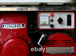 Vintage Honda generator E1500E K2. Good condition, working. Made in Japan