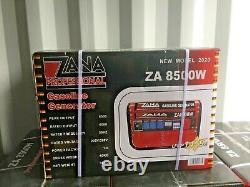 ZANA Professional ZA 8500W Petrol Silent Generator 6KVA