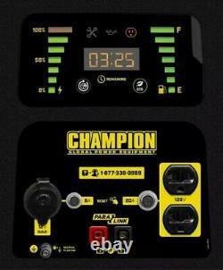 100306r- 1600/2000w Champion Power Equipment Inverter