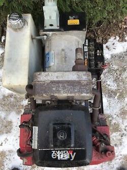 10kva Générateur D'essence Twin 18 HP Démarrage Électrique