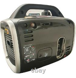110v Portable Valise Onduleur Essence Générateur 4 Stroke 2.6cv 800w 12v