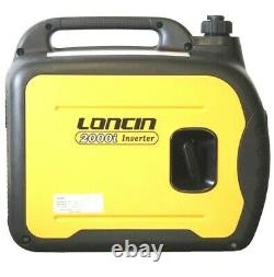 110v Valise Portable Onduleur D'essence Générateur D'essence Super Silent 2kva Pour L'outil Du Site