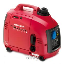2020 Honda Eu10i Generator 1kwith1kva Générateur D'onduleurs Amélioré Modèle