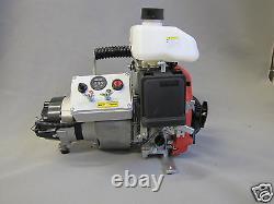 24v Lpg Gas Portable Generator 70 Amp 24 Volt Batterie Chargeur Motorhome Bateau