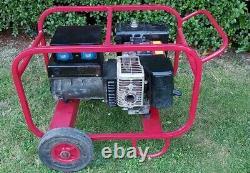 4kva Briggs Et Stratton 8hp Générateur D'essence 240v Et 110v