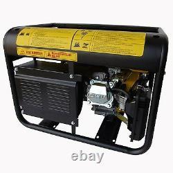 Blackline 2.5kw 4 Avc Atelier Générateur 240volt Gen2500