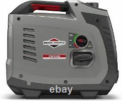 Briggs & Stratton P2400 2.4kw Générateur D'onduleur D'essence À Énergie Intelligente