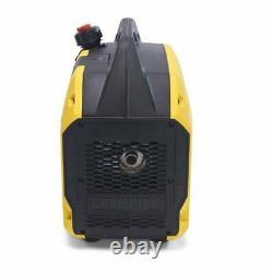 Champion 92001i'mighty Atom' 2500 Watt Inverteur Générateur De Camping Spec Uk