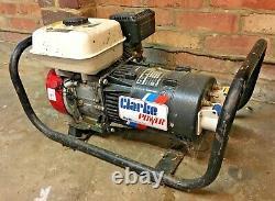 Clarke Power Frame Monté Honda Powered 5.5 Petrol Generator 2.5 Kva 115v 230v