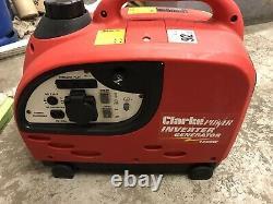 Clarke Power Inverter Générateur 1000w 92 Db