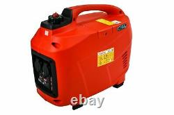 Digital Petrol Generator Silent Suitcase 2 Kva New 2 Year Uk Warranty Ct389