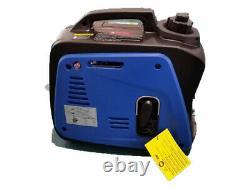 Digital Petrol Generator Silent Suitcase 950 Watt Nouvelle Garantie De 2 Ans