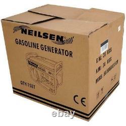 Emploi Générateur / Essence C-tools Ct1900 Par Neilsen
