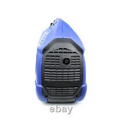 Essence Générateur Inverter1000w De 1.2kva Valise Loisirs Portable Silencieux