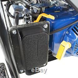 Essence Ou Gpl Gaz Générateur Démarreur Électrique De 3,2 Kw 4kva Catering Hyundai