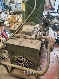 Ex Army Generators Paire
