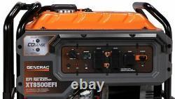 Generac 10 000 W Générateur De Gaz Portable Essence 10kw Nouveau Bateau Libre Efi