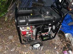 Generac 17500 Watt Générateur Portable Démarrage Électrique