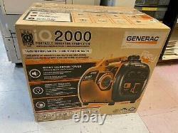 Generac Iq2000 Quiet Portable Onduleur Générateur De Gaz 2000w Generador Silencioso