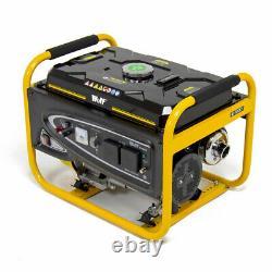 Générateur D'essence 2500w 3.12kva 5.5hp Portable 4 Stroke Silent Inverter