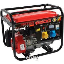 Générateur D'essence 2.8kva 4 Stroke 110v 230v Nouveau Ct1900 Four Stroke Next Day