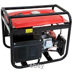 Générateur D'essence 2.8kva 4 Stroke 110v 230v Nouveau Ct1900 Quatre Temps