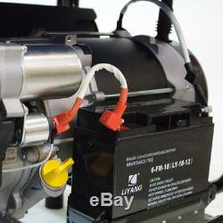 Générateur D'essence 3200w 4kva Électrique 3,2 Kw Début Restauration Portable Site Hyundai
