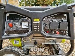 Générateur D'essence Böhmer-ag Wx3800k 3000w