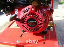Générateur D'essence Honda Gx270 5kva. Double Tension 230v & 110 Volt Grand Réservoir De Carburant