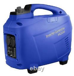 Générateur D'essence Numérique Silent Suitcase 2 Kva Nouveau 2 Ans Garantie 4 Avc 389
