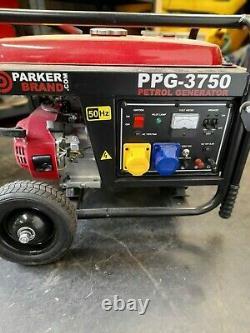 Générateur D'essence Parker Ppg3750