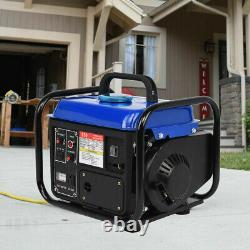 Générateur D'essence Portable 1200w Emergency Home Back Up Power Camping Tailgating