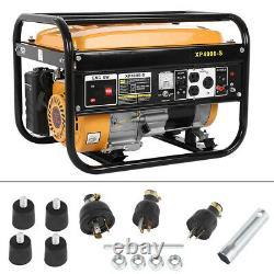 Générateur D'essence Portable 4000 Bohmer Électrique 5hp 3.5kva Puissance De Camping Silencieuse