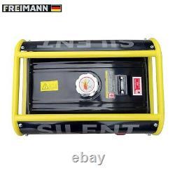 Générateur D'essence Portable Freimann 6000w /6kva Electric Camping Power