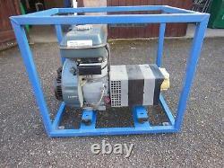 Générateur D'essence Portable Mag Gs 200 / 5,5 Ch / 50 Hz Pour 240 V Et 110 V