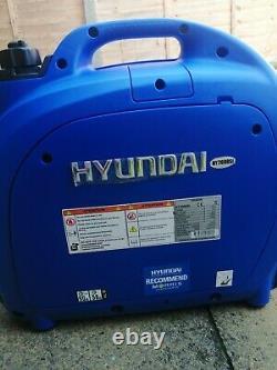 Générateur D'inverseur D'essence Portatif Hyundai Hy2000si
