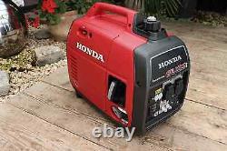 Générateur D'inverseur Honda Eu22i. Testé, Non Utilisé! Négociations