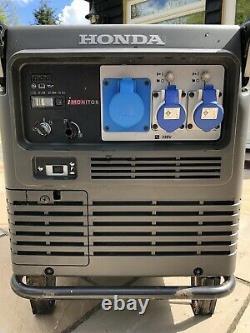 Générateur D'inverseur Honda Eu65is 6,5kva