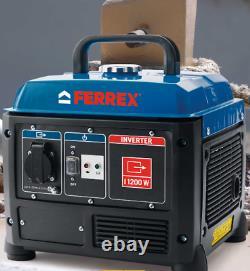 Générateur D'onduleur D'essence Compact 4 Temps 1200w