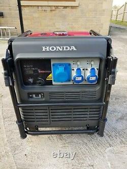 Générateur D'onduleur Honda Eu65is 6.5kva
