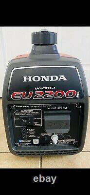 Générateur D'onduleurs Alimentés À L'essence Honda Eu2200i