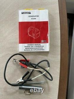 Générateur D'onduleurs Portatifs Honda Eu20i 2000w