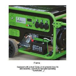Générateur De Gpl Gaz Propane 5kw Greengear Flambant Neuf + Livraison Gratuite
